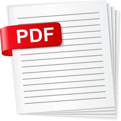 What is a PDF/A?