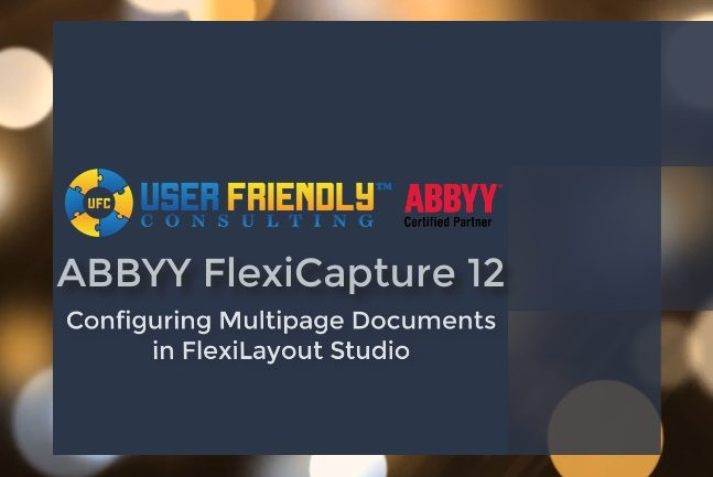 Configuring Multipage Documents in FlexiLayout Studio