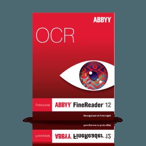 ABBYY FineReader Professional 12