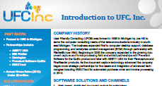 About UFC, Inc. Icon