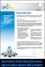 ufc product datasheet cover