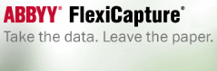 abbyy flexicapture document capture and forms processing software UFC® inc