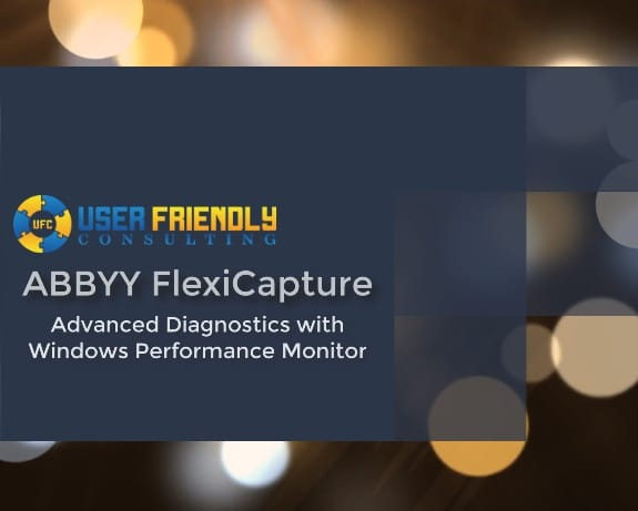 Thumbnail for ABBYY FlexiCapture - Advanced Diagnostics with Windows video