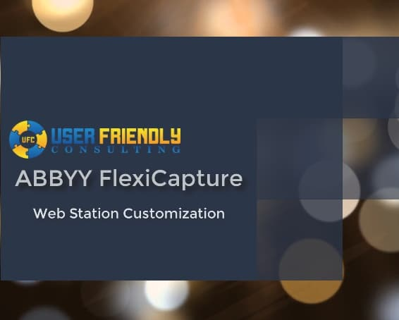 Thumbnail for ABBYY FlexiCapture - Web Station Customization video