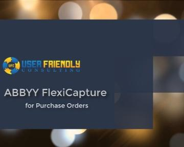 Thumbnail for FlexiCapture for Purchase Orders video