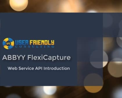 FlexiCapture for Invoices Invoice Training