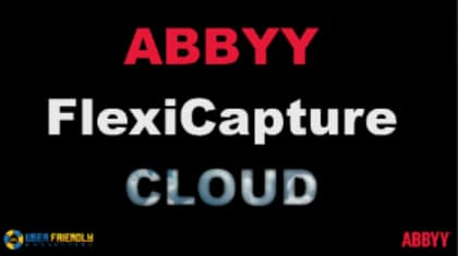 Thumbnail for ABBYY FlexiCapture Cloud Version is Now Available video